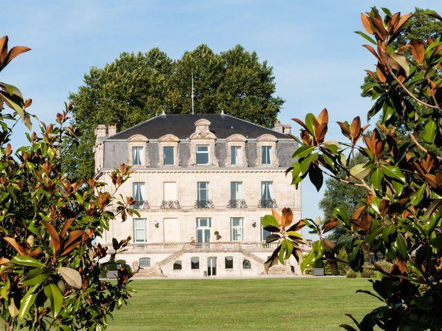 Le mariage de Dam et Mad à Bordeaux, Gironde 1