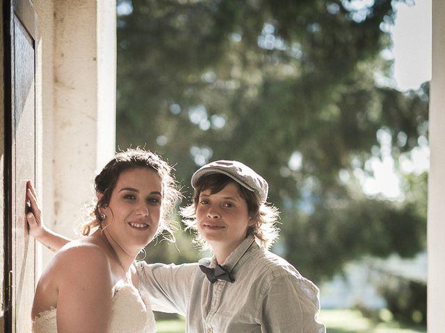 Le mariage de Angie et Carol Anne  à La Chapelle-Gauthier, Seine-et-Marne 2