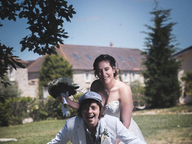 Le mariage de Angie et Carol Anne  à La Chapelle-Gauthier, Seine-et-Marne 3