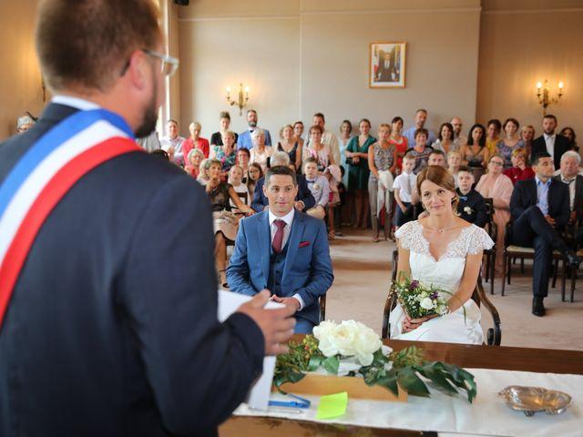 Le mariage de Ludovic et Stéphanie à Montville, Seine-Maritime 14