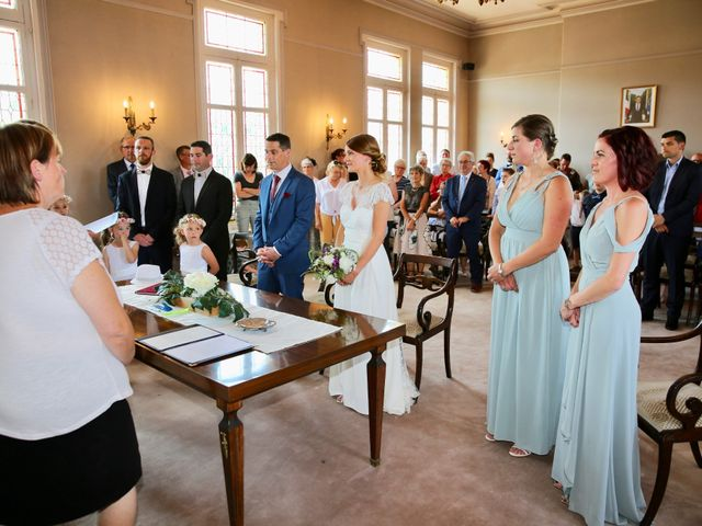Le mariage de Ludovic et Stéphanie à Montville, Seine-Maritime 16