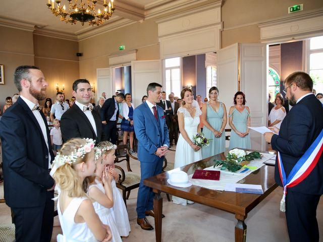 Le mariage de Ludovic et Stéphanie à Montville, Seine-Maritime 18