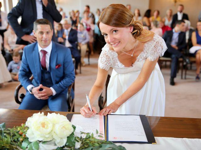 Le mariage de Ludovic et Stéphanie à Montville, Seine-Maritime 22
