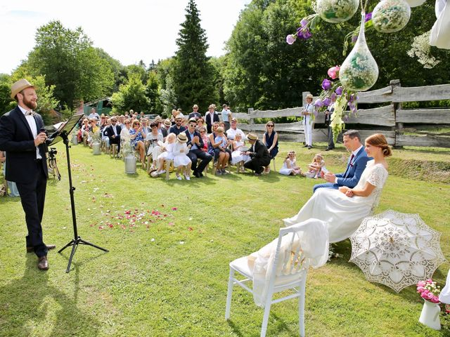 Le mariage de Ludovic et Stéphanie à Montville, Seine-Maritime 34