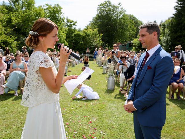 Le mariage de Ludovic et Stéphanie à Montville, Seine-Maritime 36