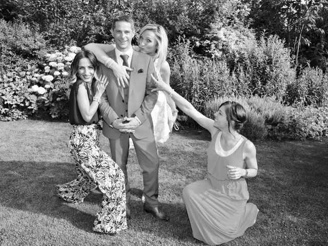 Le mariage de Ludovic et Stéphanie à Montville, Seine-Maritime 45