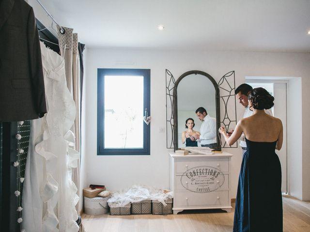 Le mariage de Anthony et Clémentine à Thouaré-sur-Loire, Loire Atlantique 7