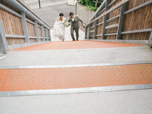 Le mariage de Anthony et Clémentine à Thouaré-sur-Loire, Loire Atlantique 15