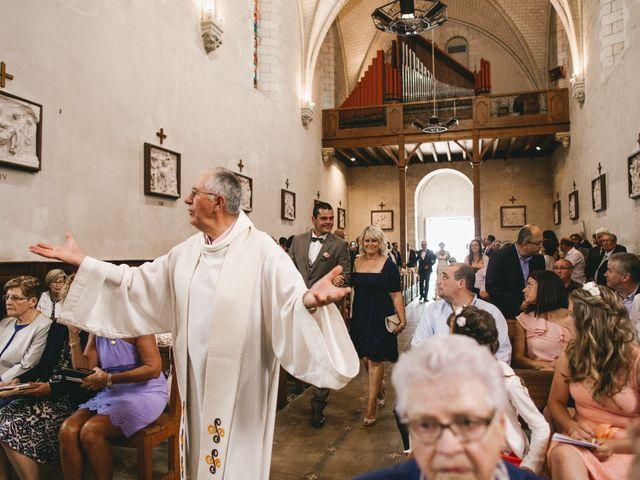 Le mariage de Anthony et Clémentine à Thouaré-sur-Loire, Loire Atlantique 18