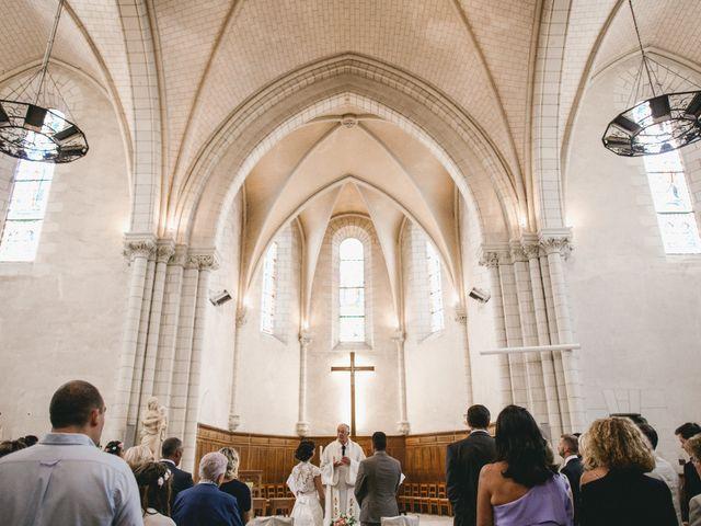 Le mariage de Anthony et Clémentine à Thouaré-sur-Loire, Loire Atlantique 20