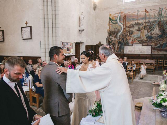 Le mariage de Anthony et Clémentine à Thouaré-sur-Loire, Loire Atlantique 21