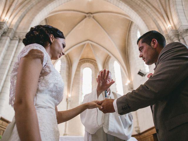 Le mariage de Anthony et Clémentine à Thouaré-sur-Loire, Loire Atlantique 23