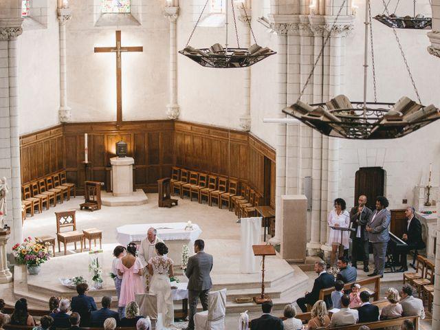 Le mariage de Anthony et Clémentine à Thouaré-sur-Loire, Loire Atlantique 24