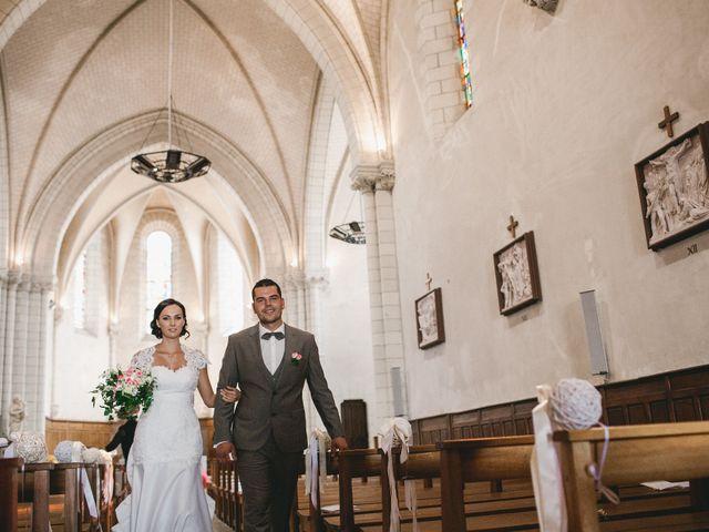 Le mariage de Anthony et Clémentine à Thouaré-sur-Loire, Loire Atlantique 26