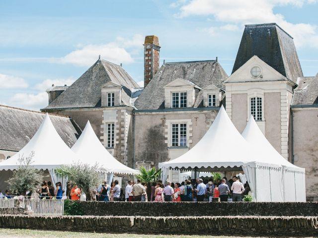 Le mariage de Anthony et Clémentine à Thouaré-sur-Loire, Loire Atlantique 32