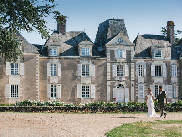 Le mariage de Anthony et Clémentine à Thouaré-sur-Loire, Loire Atlantique 60