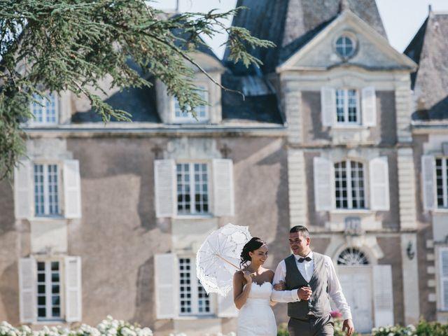 Le mariage de Anthony et Clémentine à Thouaré-sur-Loire, Loire Atlantique 61