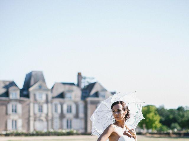 Le mariage de Anthony et Clémentine à Thouaré-sur-Loire, Loire Atlantique 62