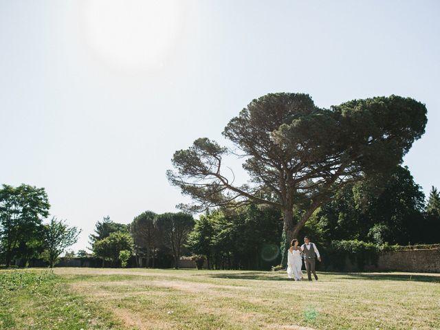 Le mariage de Anthony et Clémentine à Thouaré-sur-Loire, Loire Atlantique 65