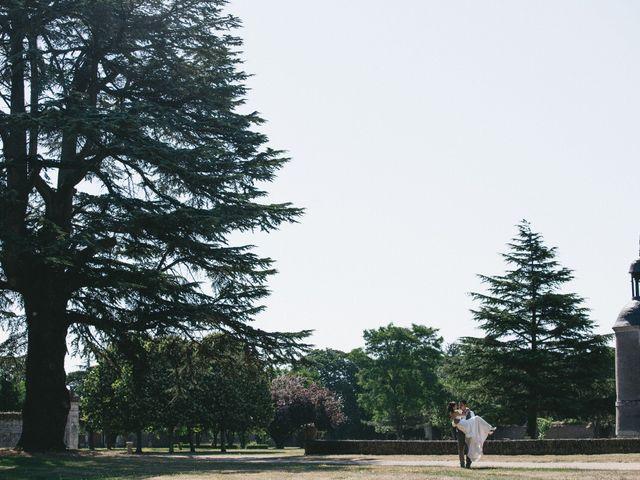 Le mariage de Anthony et Clémentine à Thouaré-sur-Loire, Loire Atlantique 69