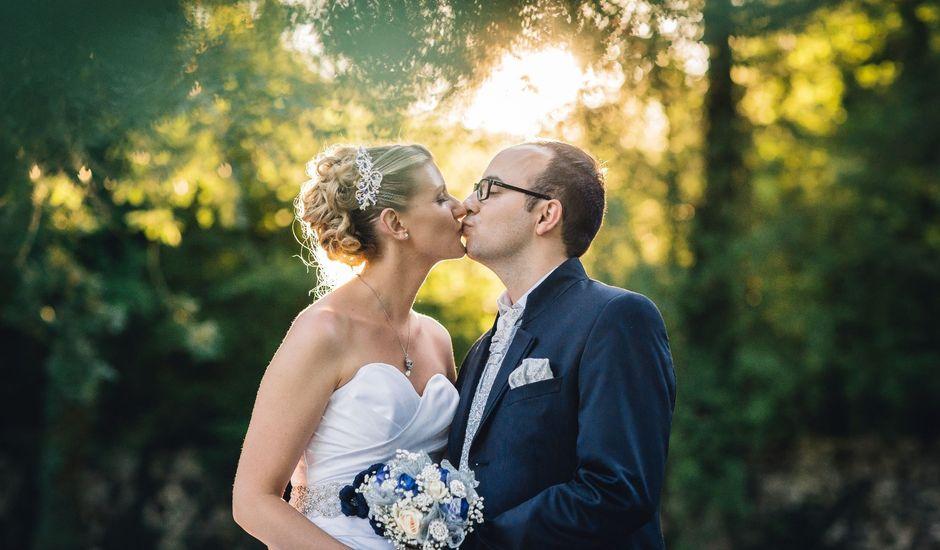 Le mariage de Florian et Aurélie à Bords, Charente Maritime