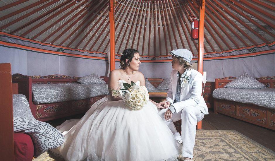 Le mariage de Angie et Carol Anne  à La Chapelle-Gauthier, Seine-et-Marne