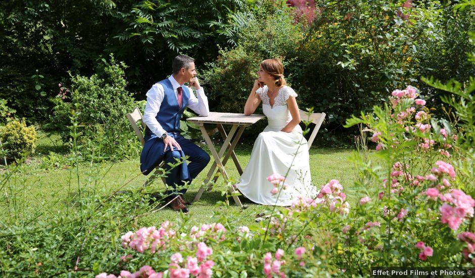 Le mariage de Ludovic et Stéphanie à Montville, Seine-Maritime