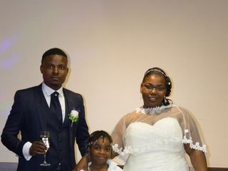 Le mariage de Lindia  et Sainteus  1