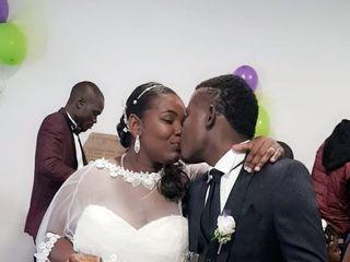 Le mariage de Lindia  et Sainteus  2