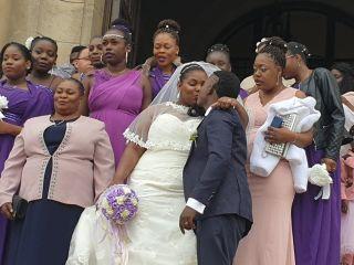 Le mariage de Lindia  et Sainteus