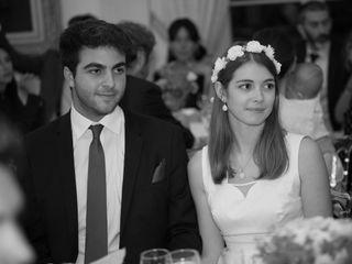 Le mariage de Caroline et Albin 1
