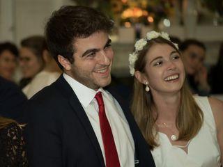 Le mariage de Caroline et Albin 2