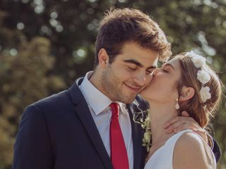 Le mariage de Caroline et Albin