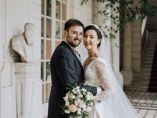 Le mariage de Auriane et Alexandre