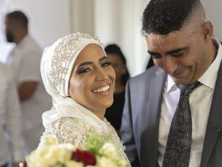 Le mariage de Sabah et Amine
