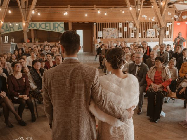Le mariage de Vincent et Aurélie à Chauché, Vendée 10