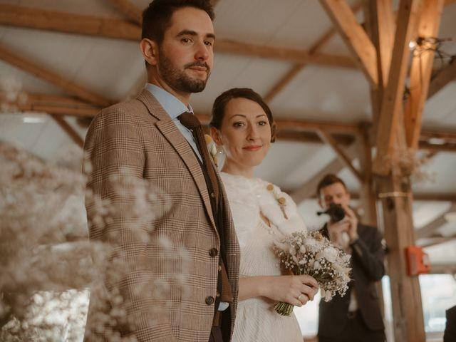 Le mariage de Vincent et Aurélie à Chauché, Vendée 14