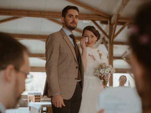 Le mariage de Vincent et Aurélie à Chauché, Vendée 15