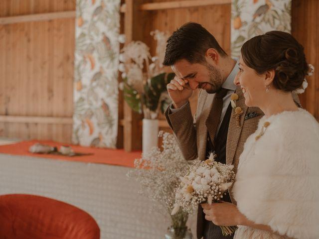 Le mariage de Vincent et Aurélie à Chauché, Vendée 16