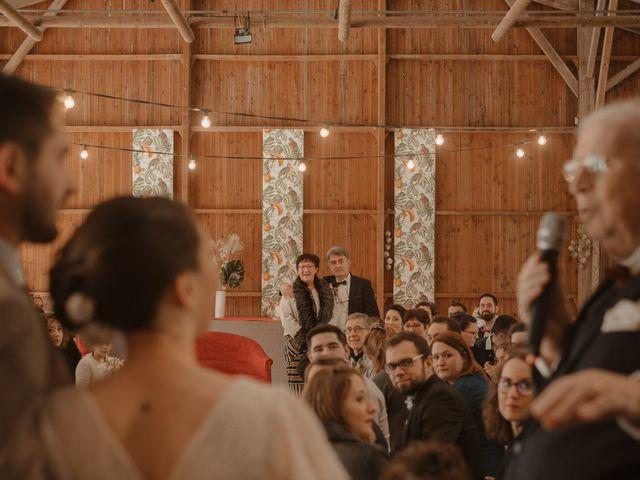 Le mariage de Vincent et Aurélie à Chauché, Vendée 21