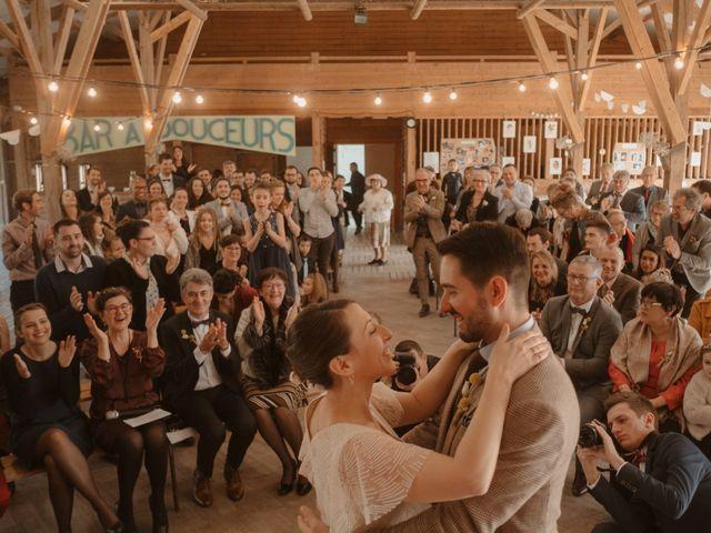 Le mariage de Vincent et Aurélie à Chauché, Vendée 23