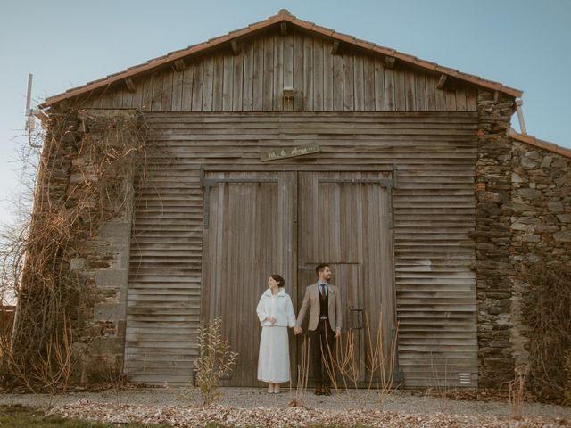 Le mariage de Vincent et Aurélie à Chauché, Vendée 51