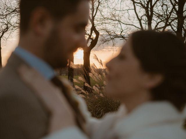 Le mariage de Vincent et Aurélie à Chauché, Vendée 54