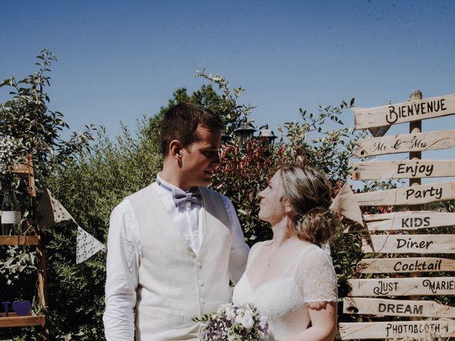Le mariage de Adeline et Joe