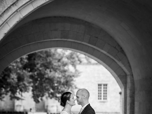 Le mariage de Benjamin et Odile à Caugé, Eure 27