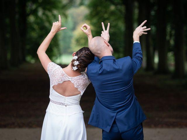 Le mariage de Odile et Benjamin