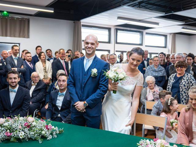 Le mariage de Benjamin et Odile à Caugé, Eure 33