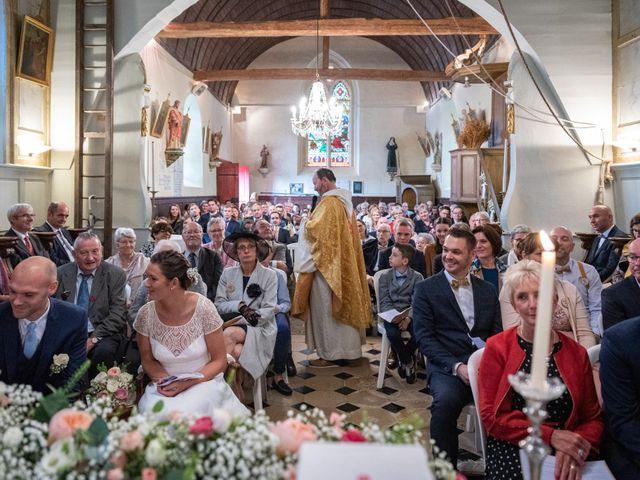 Le mariage de Benjamin et Odile à Caugé, Eure 49