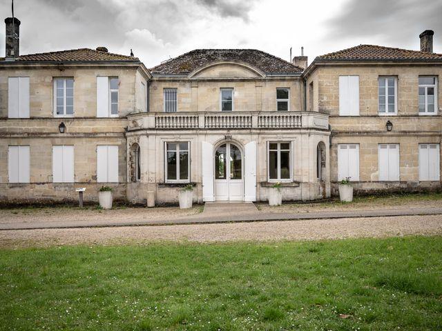 Le mariage de Eric et Hyacinthe à Bruges, Gironde 1