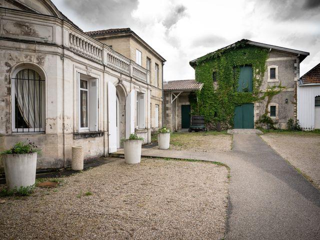 Le mariage de Eric et Hyacinthe à Bruges, Gironde 2